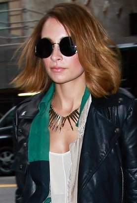 House Of Harlow Nomadic Warrior Arrow Necklace in Silver as Seen On Nicole Richie