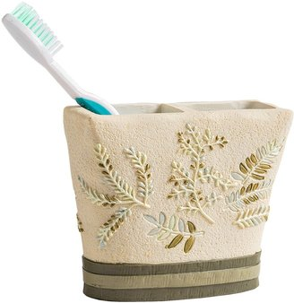Avanti Linens Greenwood Collection Toothbrush Holder