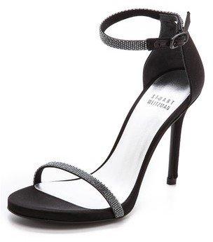 Stuart Weitzman Twinkle Ankle Strap Sandals