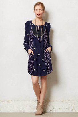Dahlia Embroidered Shift