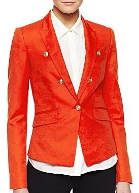 Mng by Mango® One-Button Suit Jacket