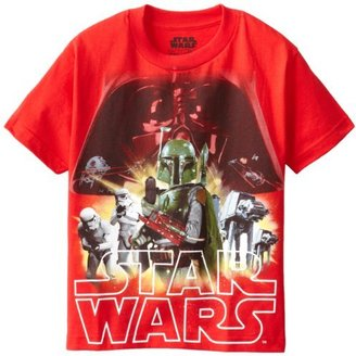 Star Wars Boys 8-20 Watch Over T-Shirt