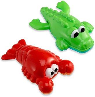 Alex Lobster and Crocodile Bathtub Toys