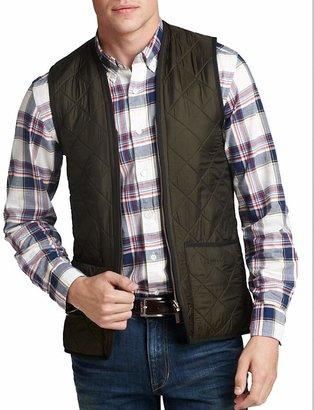 Barbour Quilted Vest $129 thestylecure.com
