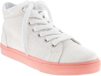 Old Navy Girls Sueded High-Tops