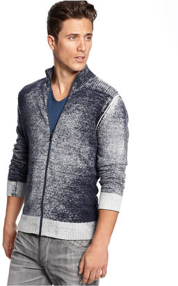 INC International Concepts Sweater, Long Sleeve Knockout Sweater