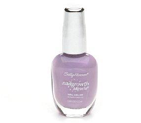 Sally Hansen Nailgrowth Miracle Nail Color, Loyal Lavender