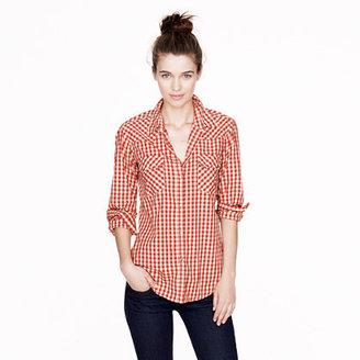 Nili Lotan western shirt