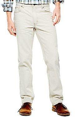 Claiborne Slim-Fit Natural Denim Jeans
