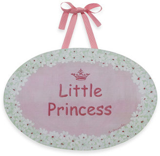 Bed Bath & Beyond Little Princess Wall Plaque