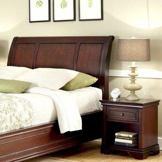 Home styles Lafayette 2-pc. King Headboard & Nightstand Set