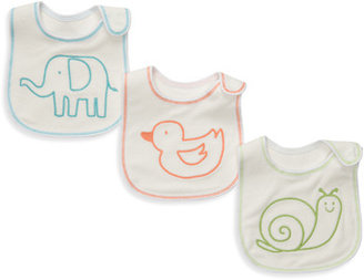 Carter's Animal-Themed 3-Pack Teething Bibs