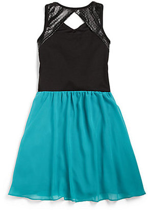 Sally Miller Girl's The Lexi Skater Dress