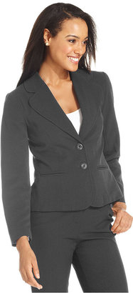 Amy Byer Jacket, Two Button Suit