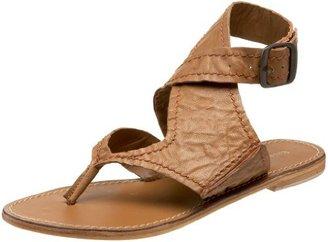 Chocolat Blu Women's Zena Ankle-Wrap Sandal