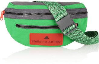 adidas by Stella McCartney Shell and neoprene-effect sports bag