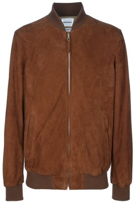 Norse Projects 'HAK' SUEDE JACKET