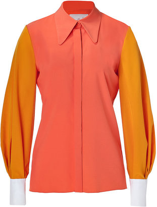 Pick of the day - Roksanda Ilincic Tela Bistro Dupion Shirt