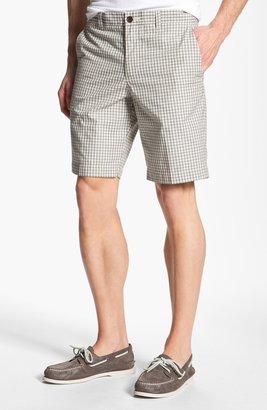 Ben Sherman Gingham Check Cotton Shorts