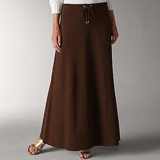 Liz Claiborne Sport Maxi Skirt