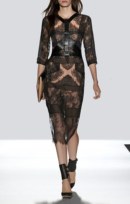 BCBGMAXAZRIA Runway Katrina Dress