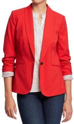 Old Navy Women's Pop-Color Blazers