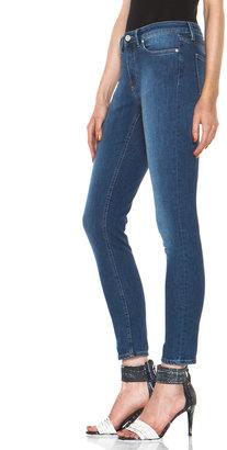 Acne Studios Skin 5 Jean in Used Blue