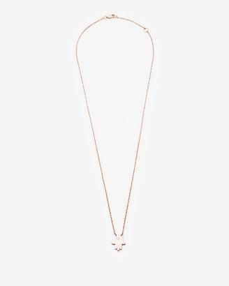 Jennifer Zeuner Jewelry Mini Hand Necklace