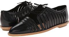Loeffler Randall Fay Women' Lace Up Cap Toe Shoe
