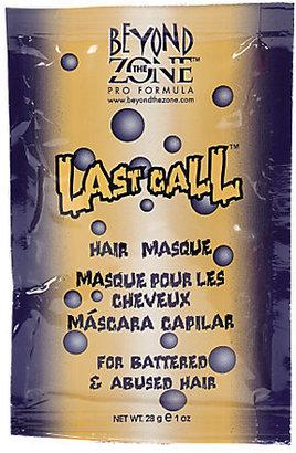 Beyond the Zone 1 oz Last Call Hair Masque