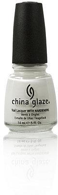 China Glaze WhiteOnWhite