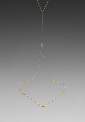 Vanessa Mooney Quiet Sentiment Body Chain