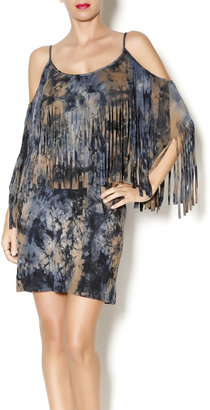 Vava by Joy Hahn Maxine Fringe Dress $78.95 thestylecure.com