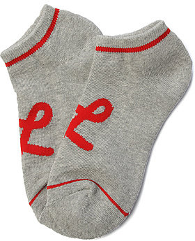 The One LRG Core Collection Stripe No Show Socks