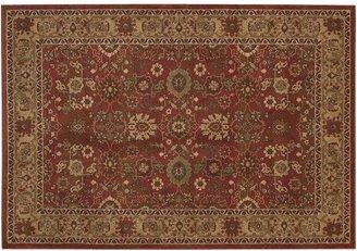 "Couristan mashhad rug - 3'9"" x 5'2"""