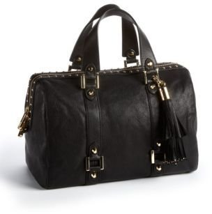 Juicy Couture Steffy Leather Satchel Bag