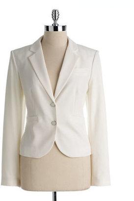 Calvin Klein Three Quarter Sleeved Suit Jacket