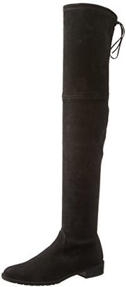 Stuart Weitzman Women's Lowland Over-The-Knee Boot $798 thestylecure.com