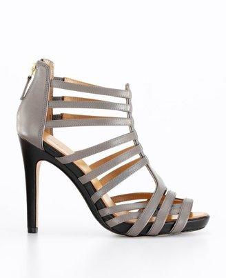 Ann Taylor Harper Leather Gladiator Sandals
