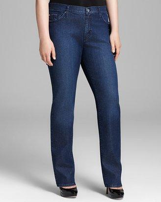 James Jeans Plus Hunter Z Straight Leg Jeans