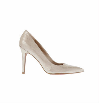 LOFT Petra Metallic Pumps
