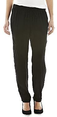 JCPenney Joe FreshTM Relaxed-Fit Crinkle Pants