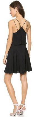 Milly Blouson Tank Dress