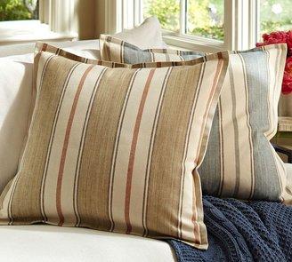 Pottery Barn Conrad Stripe Pillow Covers