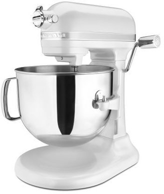 KitchenAid Pro Line® Pearl-White Stand Mixer, 7 qt.