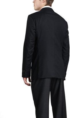 HUGO BOSS Textured Sport Coat, Black