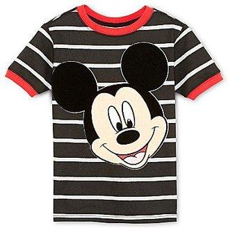 Disney Mickey Mouse Striped Tee - Boys 2t-5t