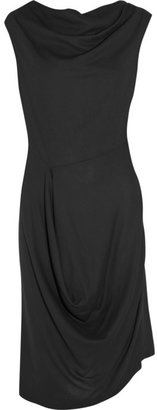 Vivienne Westwood Prophecy two-way crepe dress