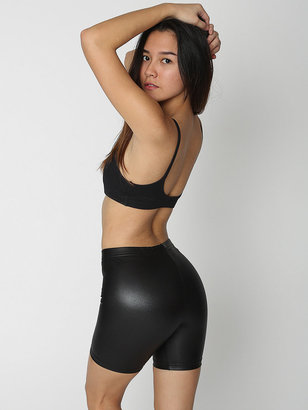 American Apparel Shiny Workout Short