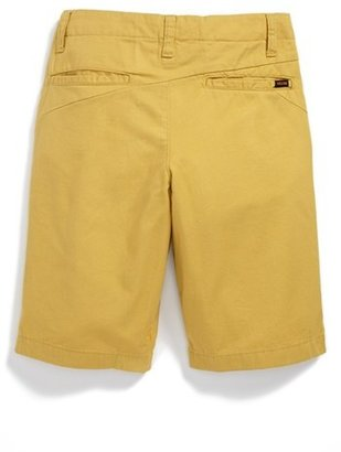 Volcom 'Faceted' Shorts (Little Boys)